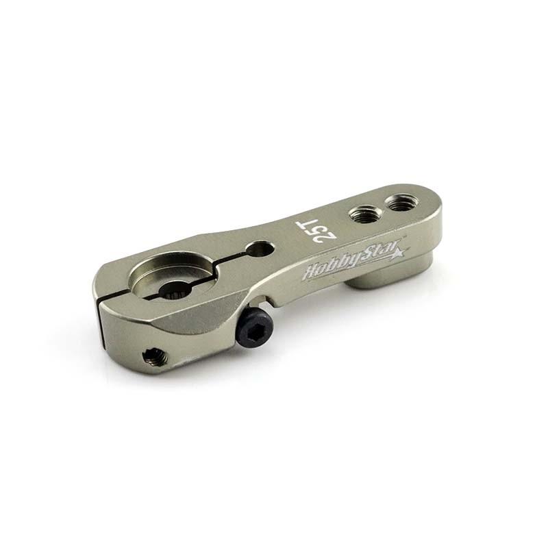 25T HD Clamping Crawler Servo Horn, Ti