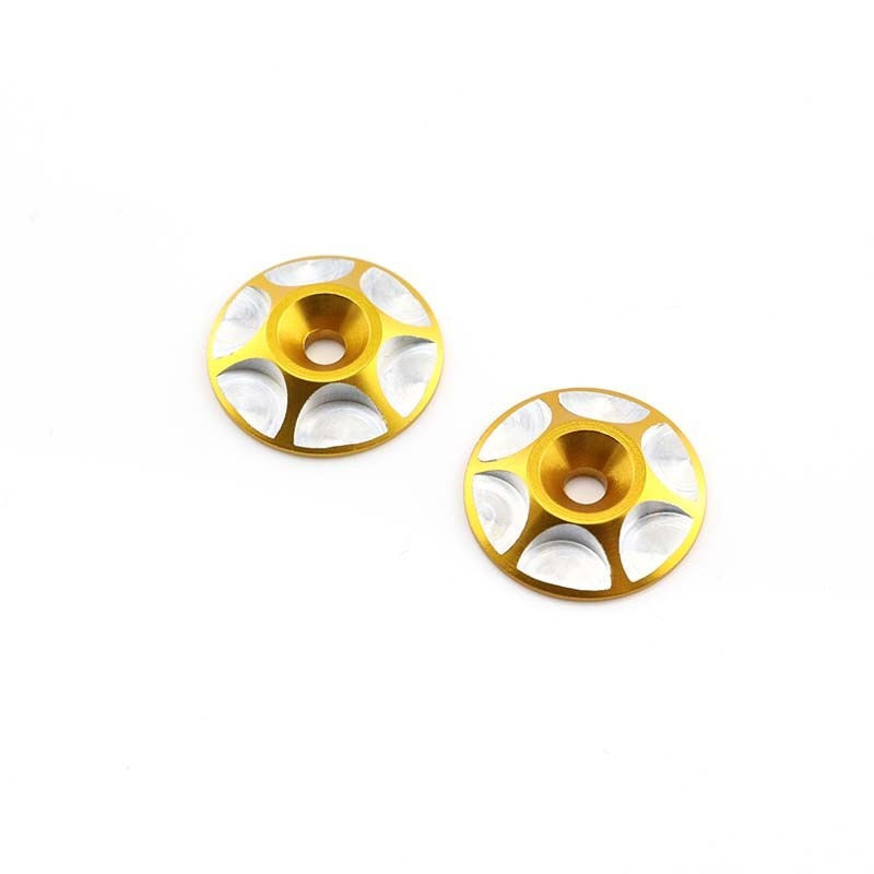Wing Buttons, Gold