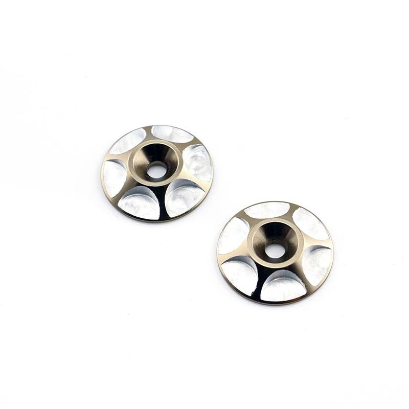 Wing Buttons, Ti