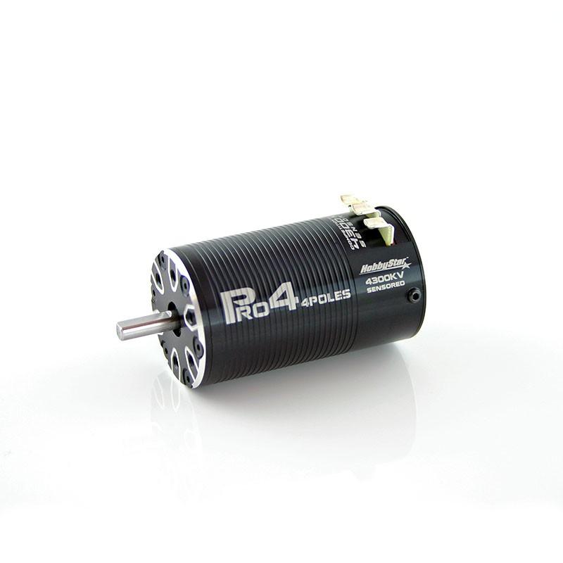 Pro4 Sensored, 4-Pole, 4x4 SCT