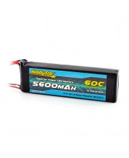 5600mAh 11.1V, 3S 60C (Fits Slash)