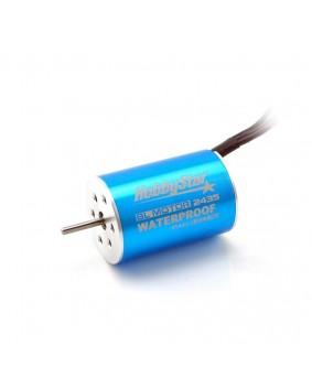 2435 Sensorless 4-Pole, 1/16, 1/18