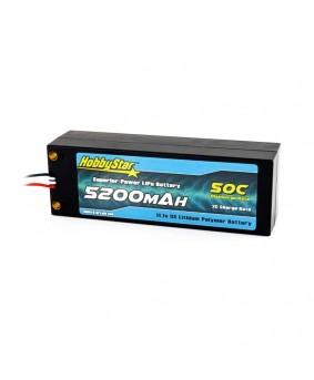 5200mAh 11.1V, 3S 50C