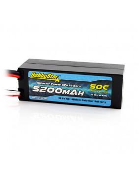 5200mAh 18.5V, 5S 50C
