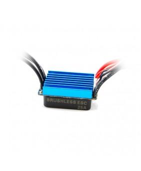 25A Sensorless